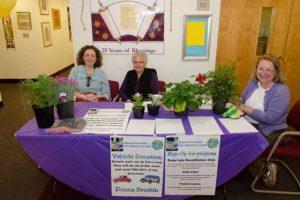 Mitzvah Day at Temple B'nai Shalom Fairfax Station Virginia