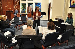 Music and Choir at Temple B'nail Shalom